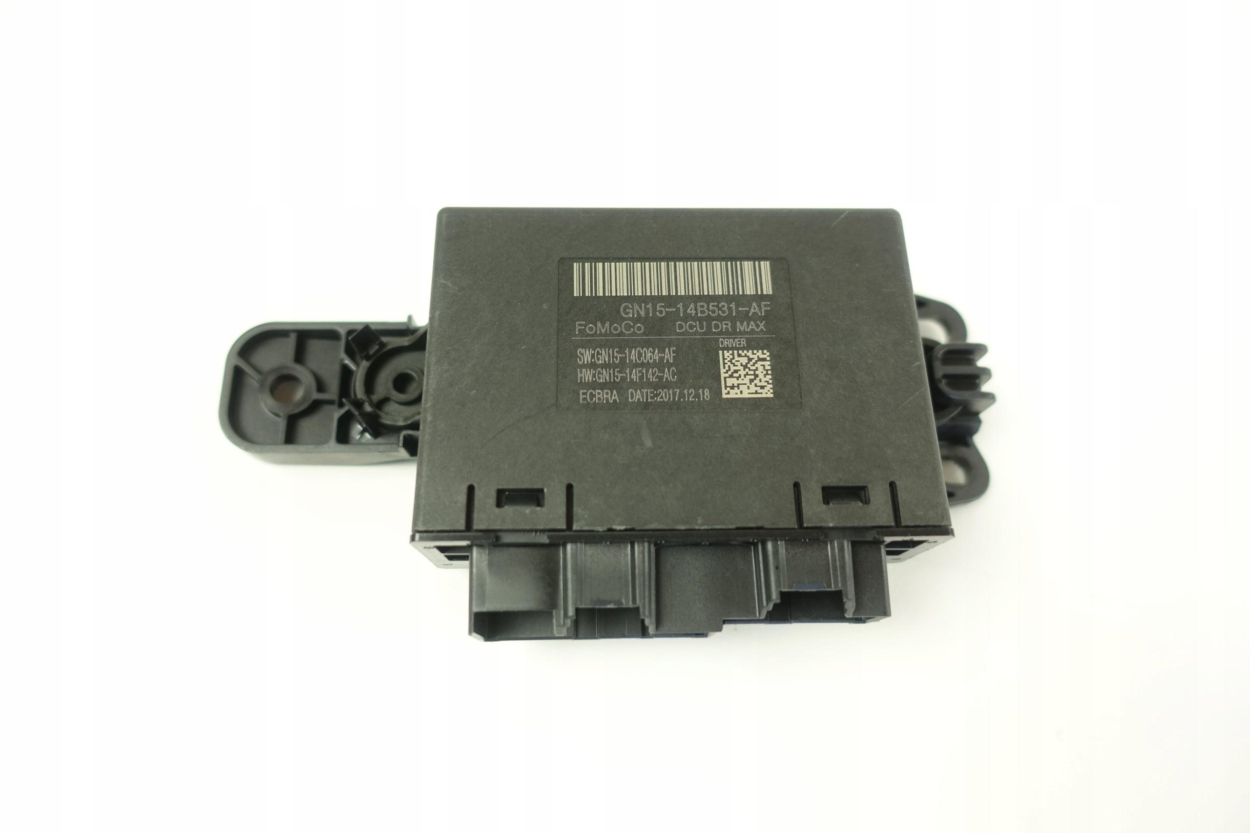 ford ecosport модуль двери gn15-14b531-af
