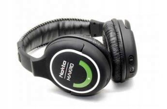 NOKTA MAKRO słuchawki bezprz. 2.4GHz Green Edition
