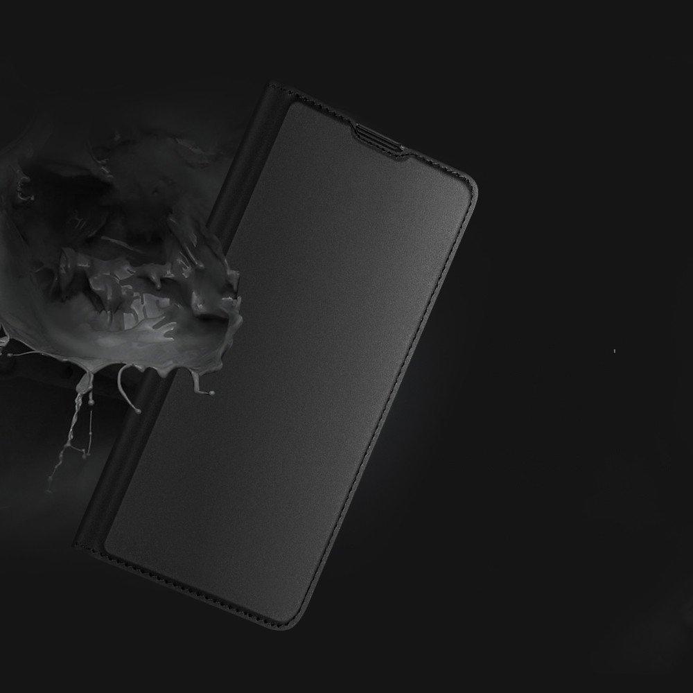Etui Dux Ducis + szkło do Samsung Galaxy M11 / A11 Typ etui z klapką