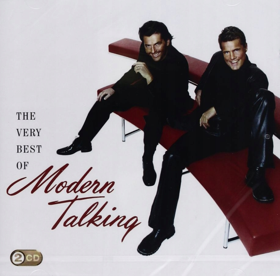 MODERN TALKING THE VERY BEST OF 2CD