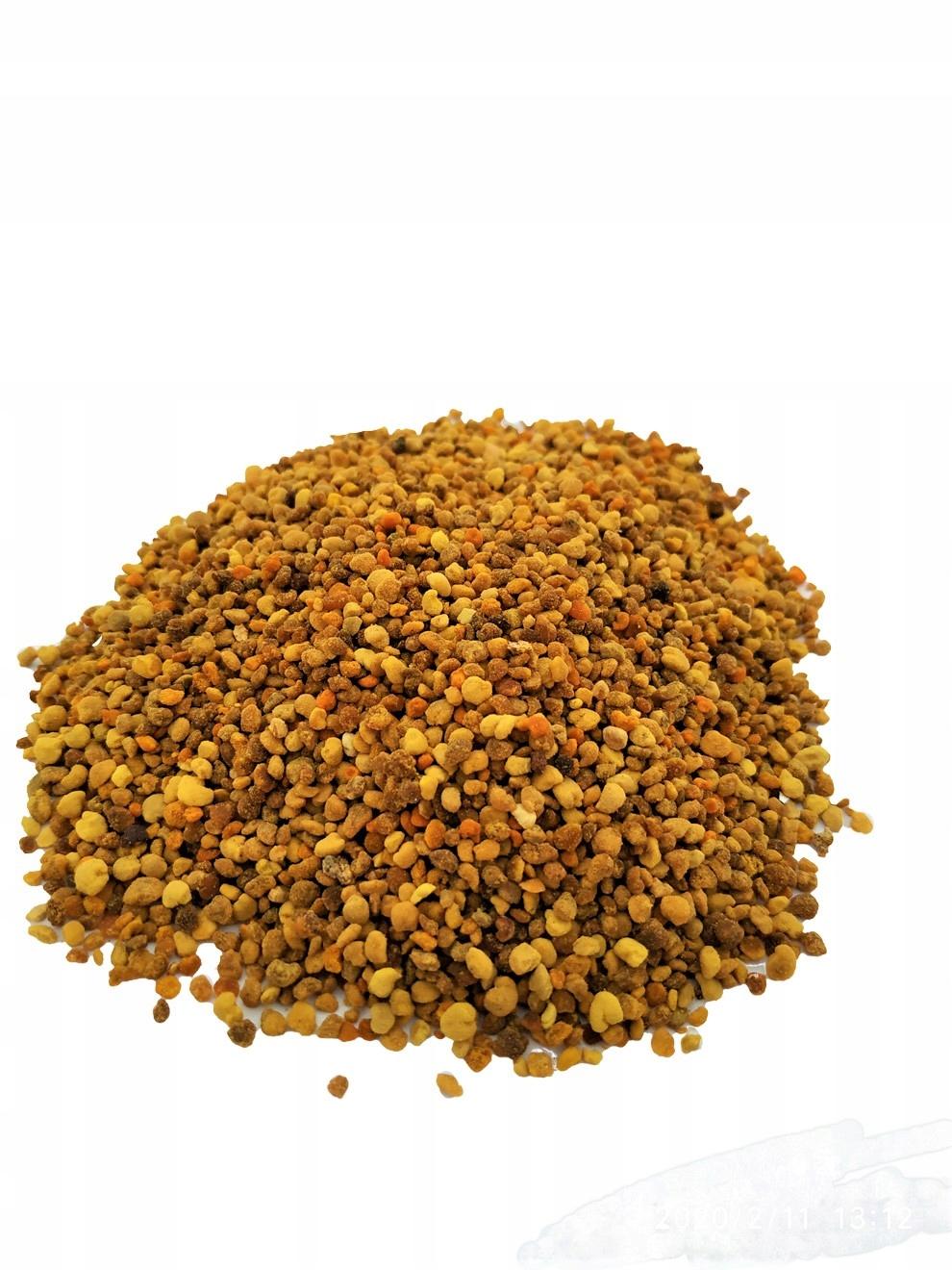 Pyłek Pszczeli 1kg z łąk Lubelszczyzny