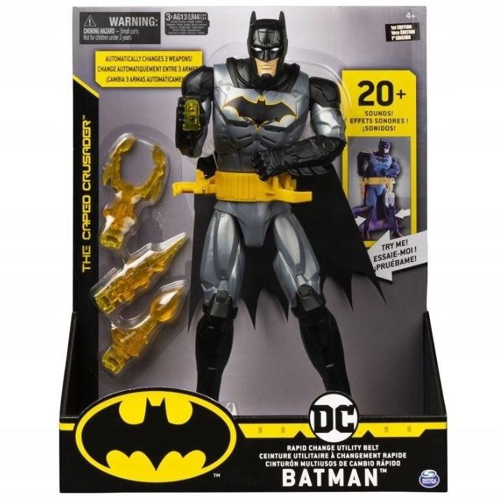 Batman deluxe figúrka 30, 5 cm