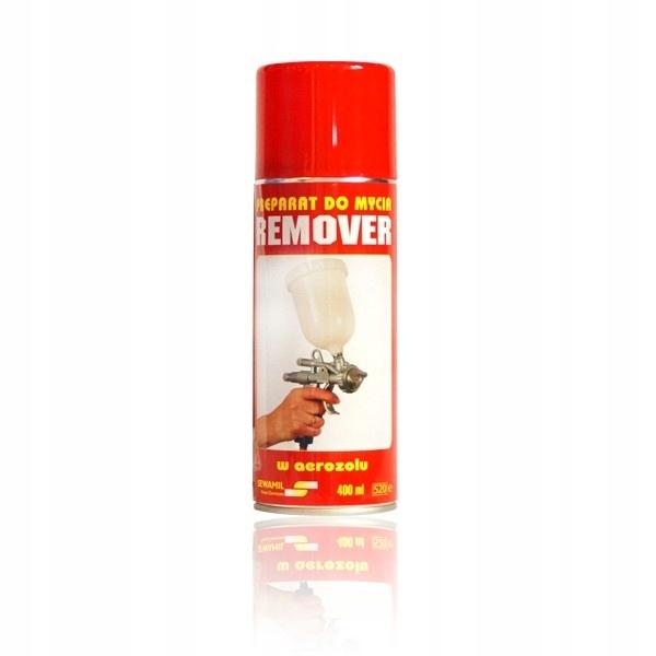 REMOVER PAINT Preparat do mycia spray 400ml