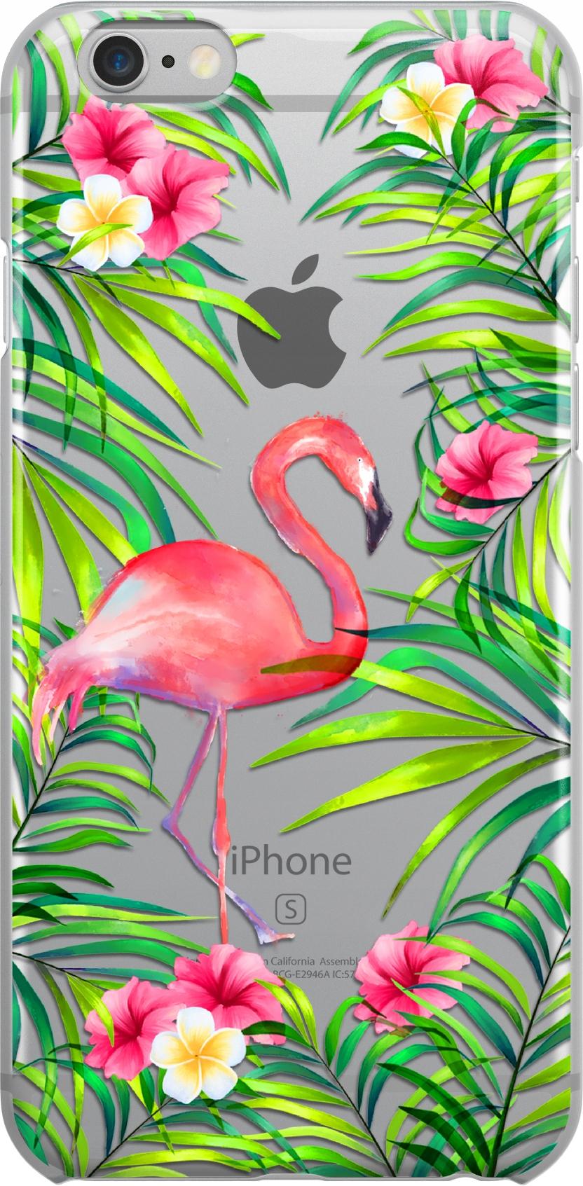 Etui Wzory Flaming2 Huawei Y6P