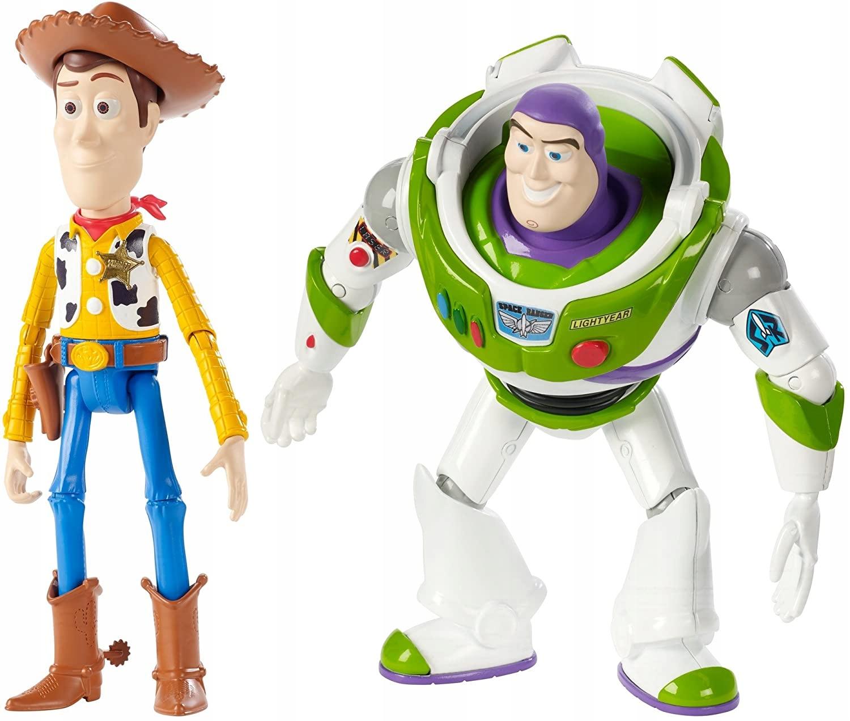 Toy Story 4 Skinny and Buzz Sada 2 figúrok MATTEL