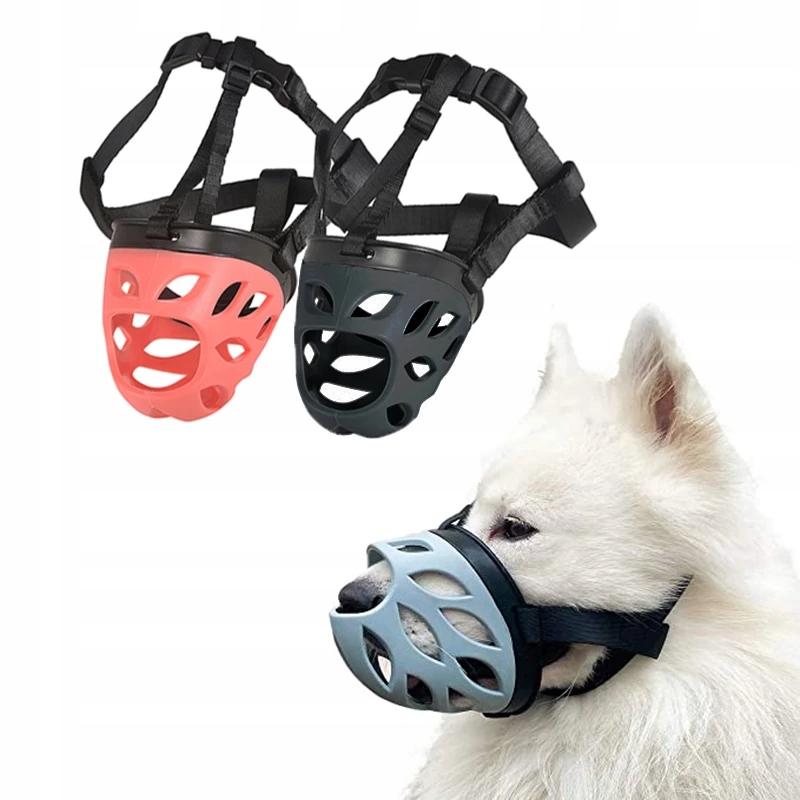 3 ЦВЕТА Резиновая намордника для DOG ANTY - Junk