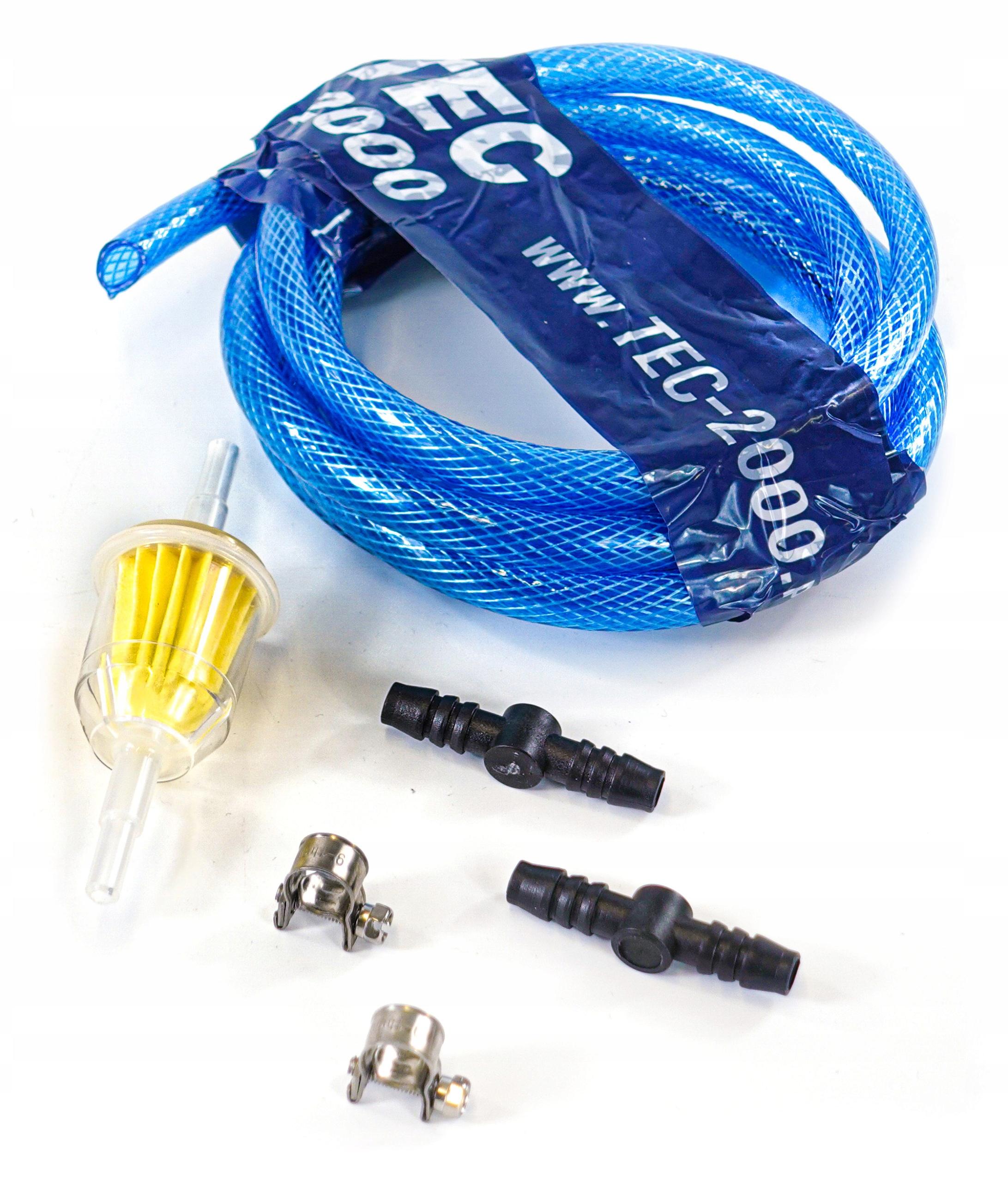 Комплект для очистки впрыска для TEC2000