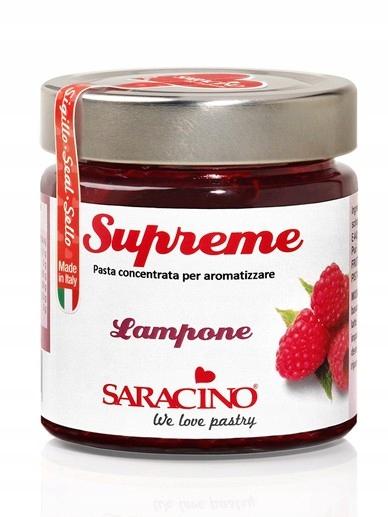 Aromat Pasta Saracino MALINOWA 200 g