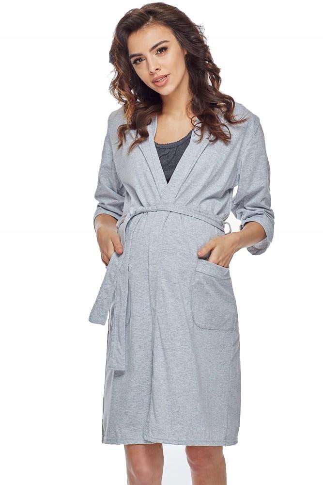 Купить Хлопковый халат для родильного дома размер XL на Otpravka - цены и фото - доставка из Польши и стран Европы в Украину.