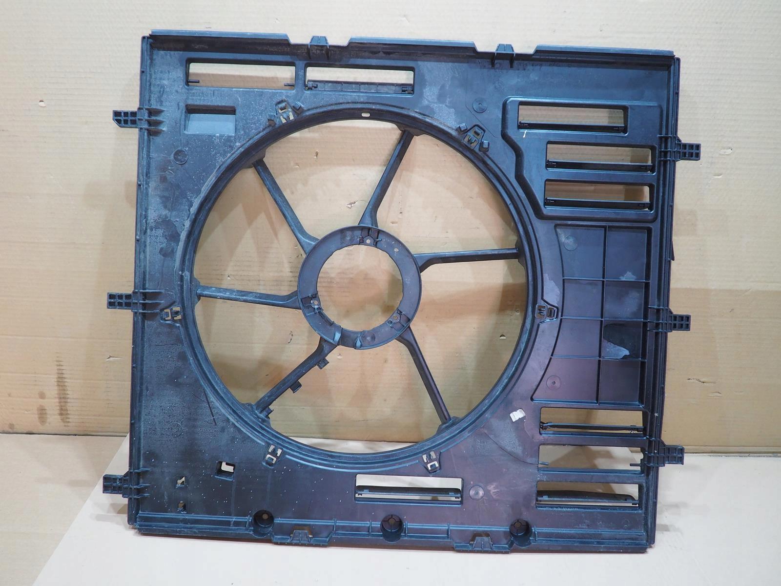 корпус вентилятора vw crafter ii 2n0121207h
