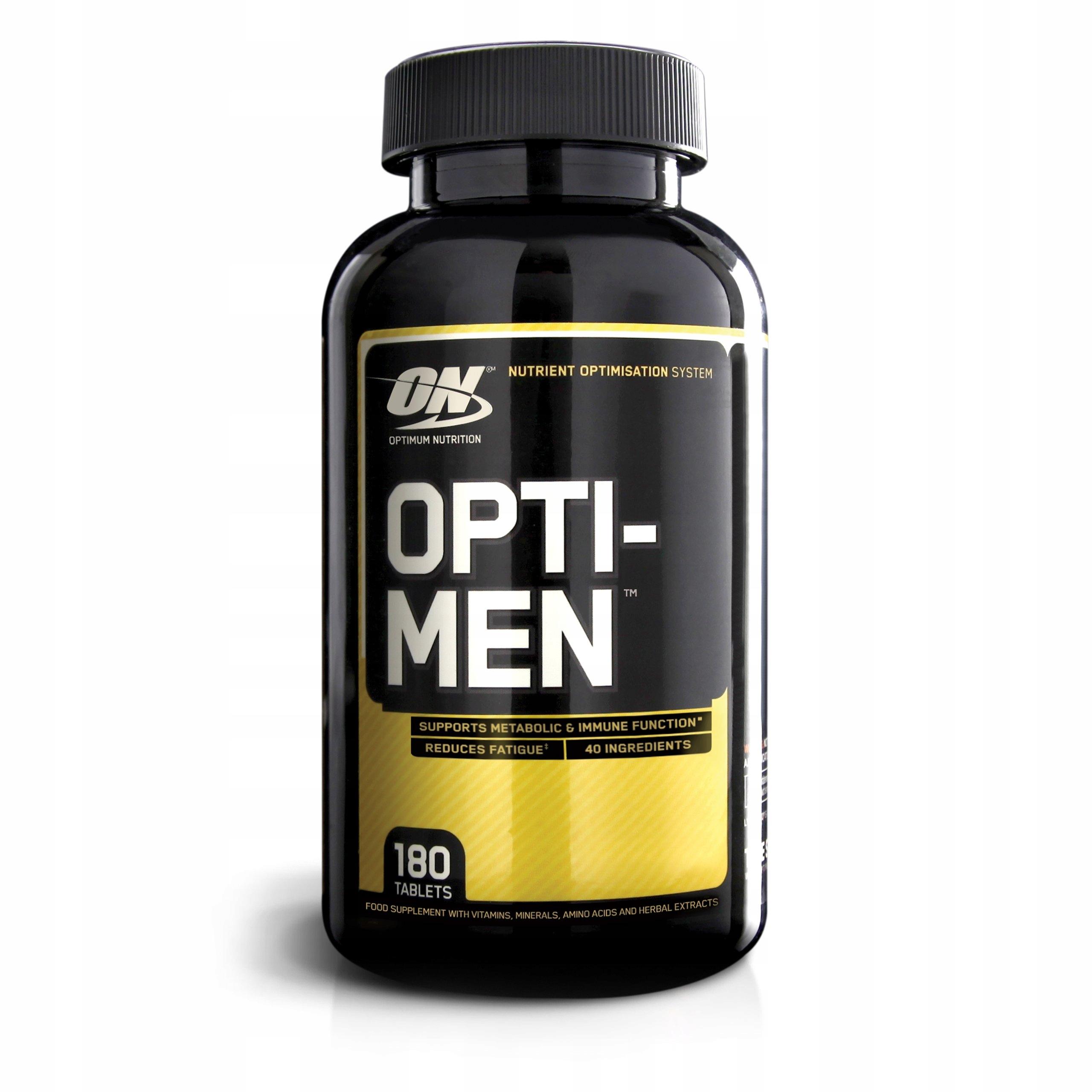 Witaminy dla mężczyzn w tabletkach (kapsułkach) – Apteka