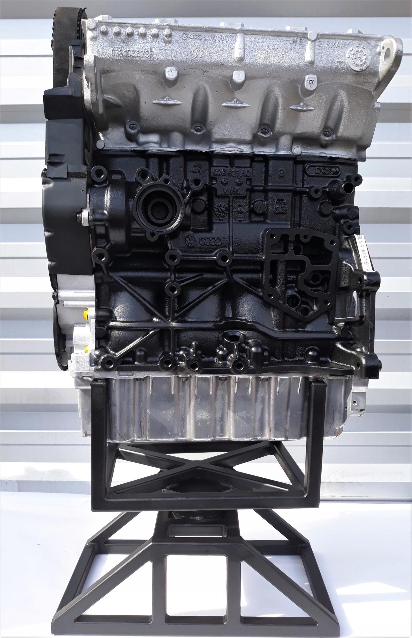 Двигатель 2,0 TDI BMM 140KM AUDI SEAT SKODA VW