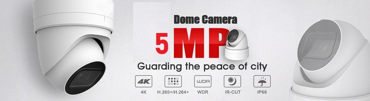 KAMERA IP WIFI 5MPX KOPUŁOWA mSD 128GB Ir40m 3,6mm Kod producenta 2020