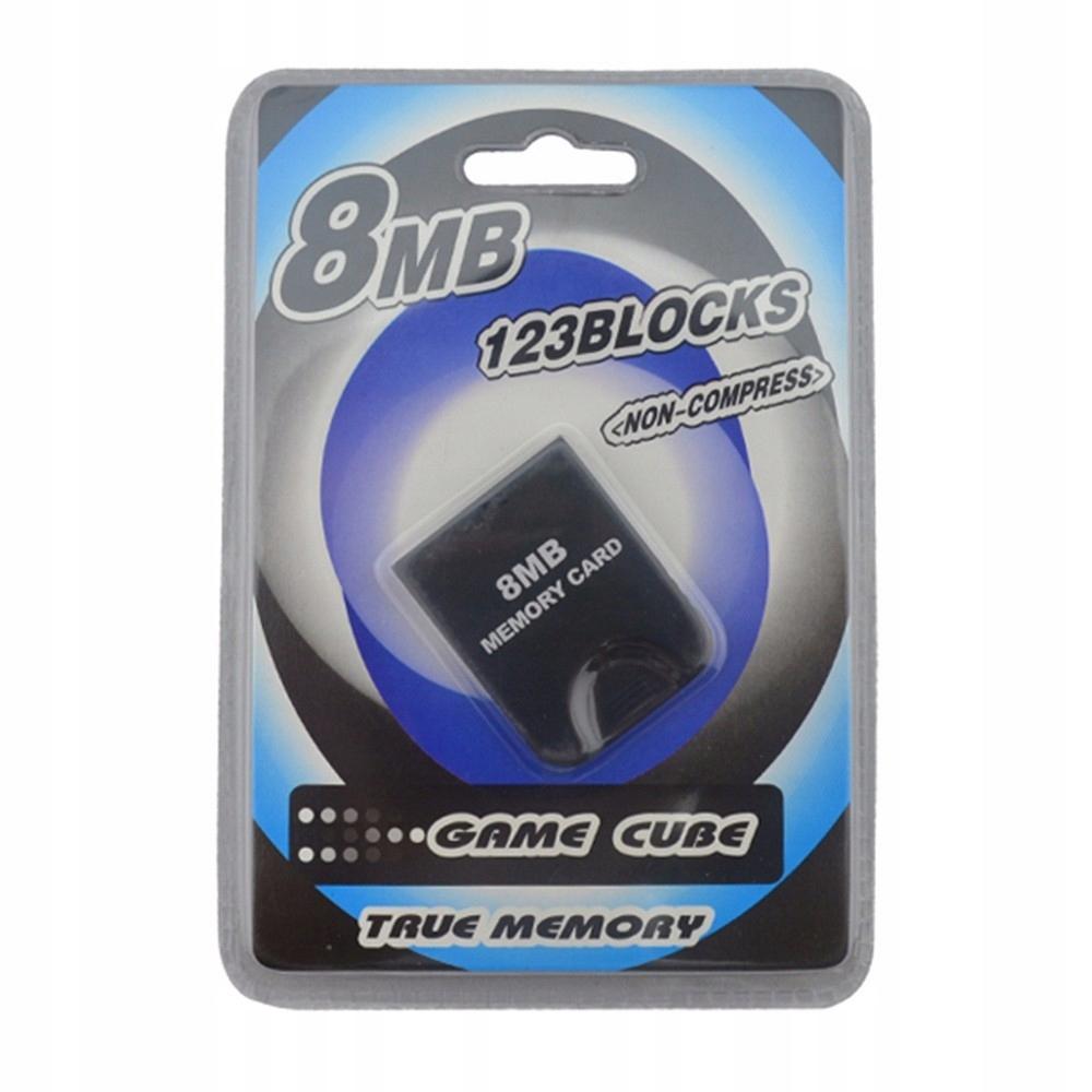 Pamäťová karta GAMECUBE 8MB