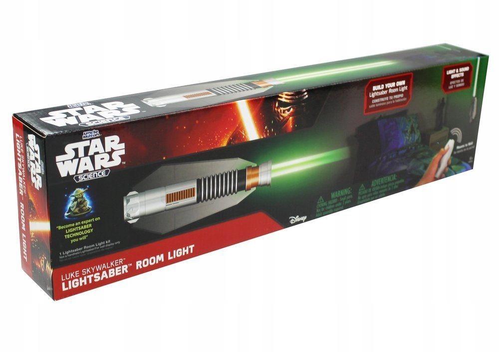 Miecz Lampka nocna Star Wars Luke Skywalker Dumel