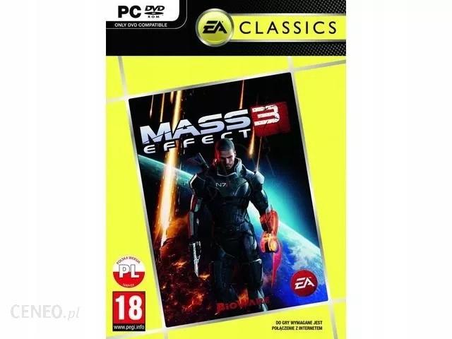 Купить MASS EFFECT 3 III PC PL НОВОЕ В ФИЛЬМЕ на Otpravka - цены и фото - доставка из Польши и стран Европы в Украину.