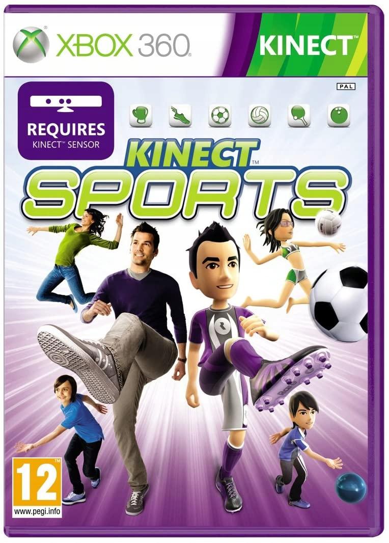 Kinect Sports Xbox 360 Po Polsku Pl Stan Uzywany 9405317033 Allegro Pl