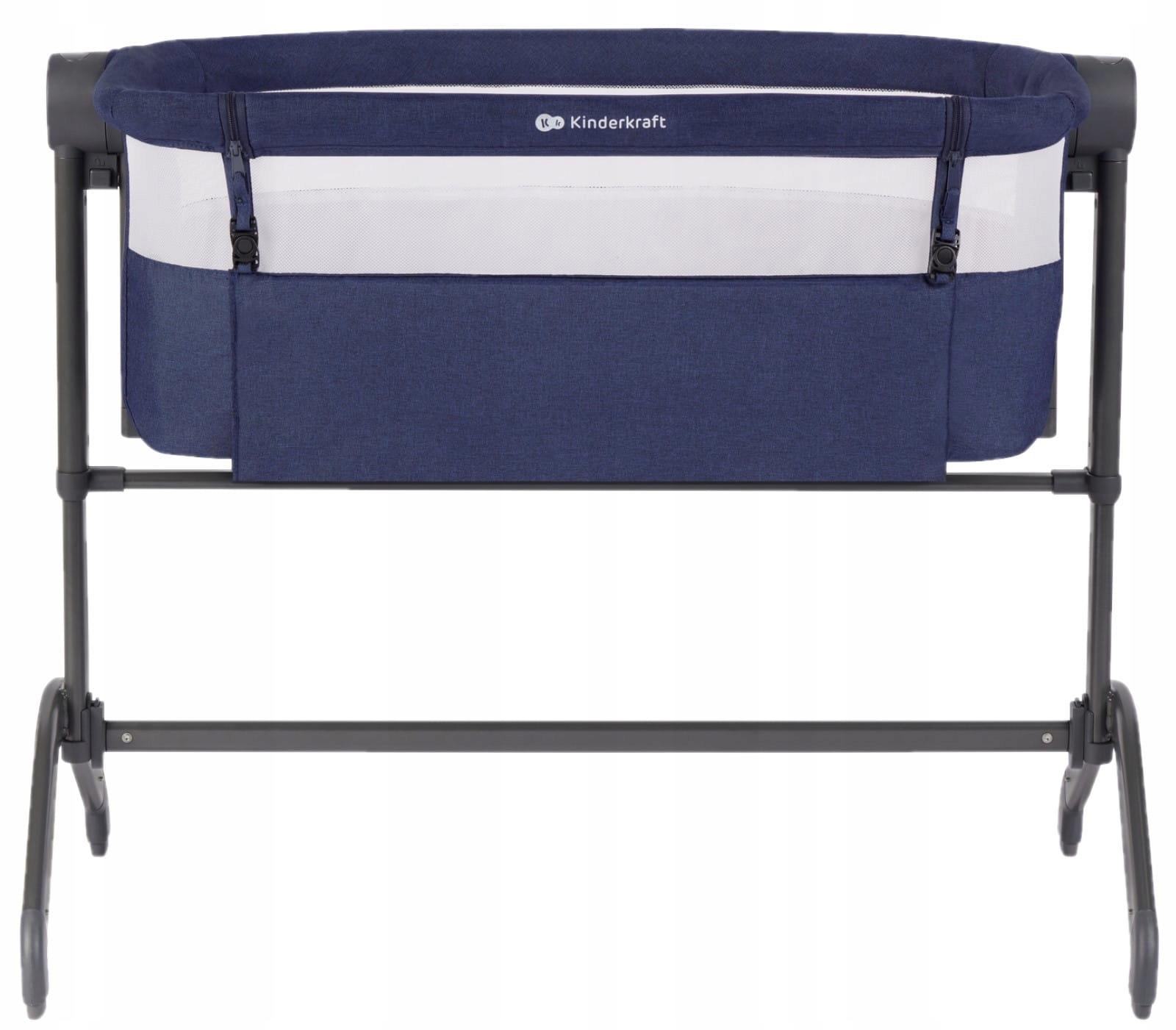 Детская кроватка Kinderkraft Доступен BEA Navy