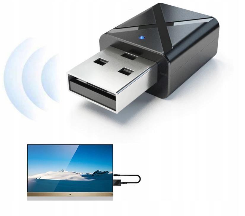 Передатчик-приемник 2в1 Передатчик Bluetooth 5.0