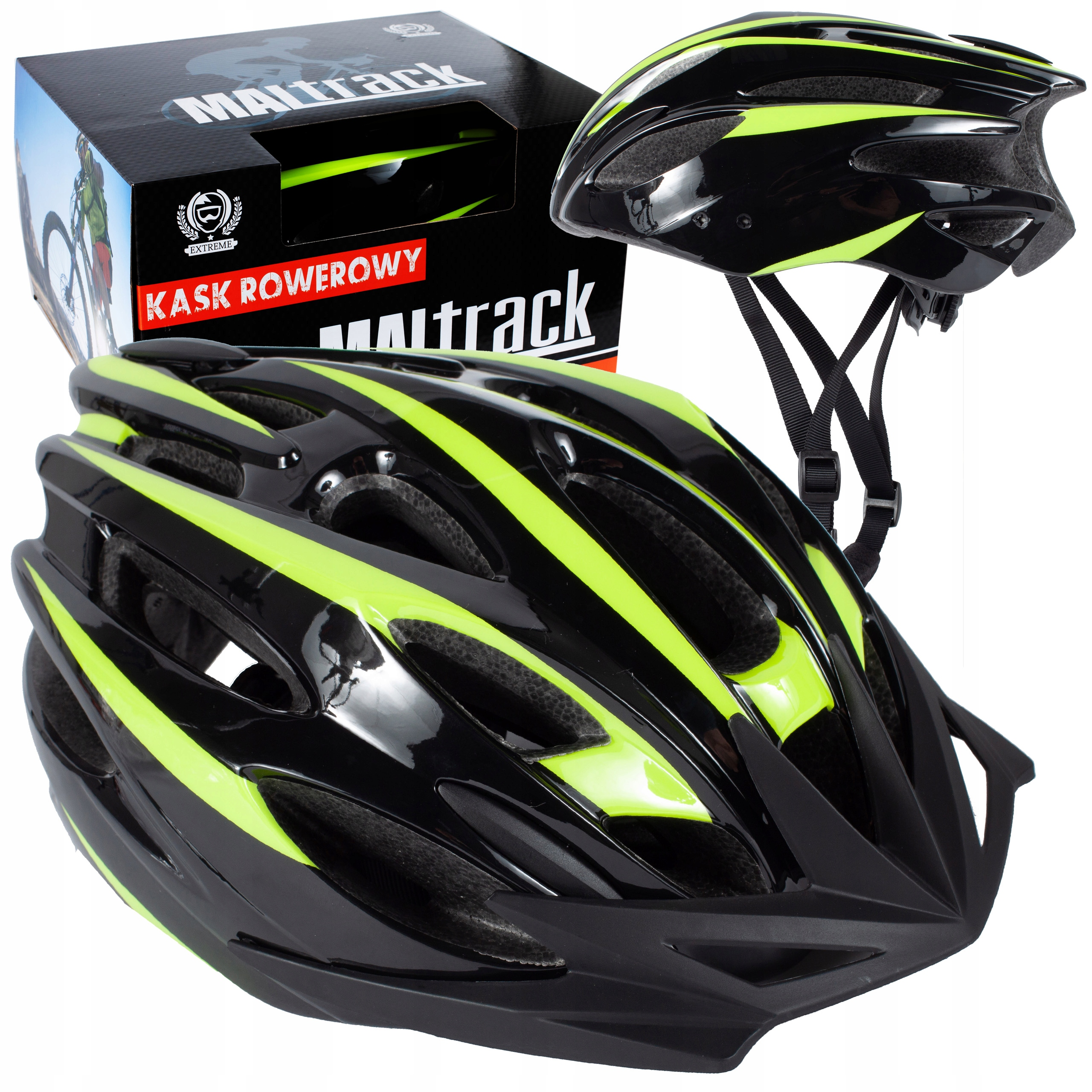 KASK Rowerowy SPORTING Na Rower 55-59 M/L