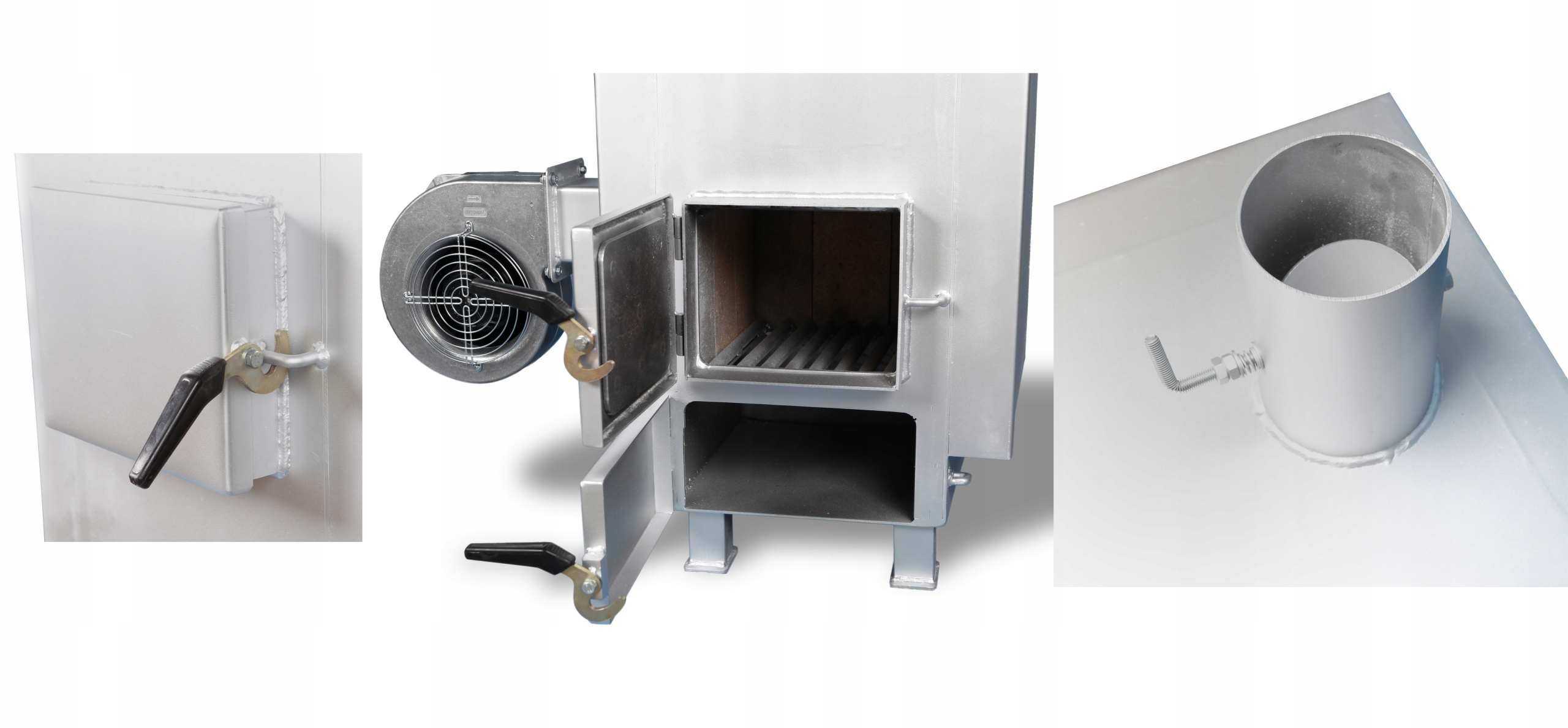 Largo Blow-In Furnace & quot; M & quot;  19 kW Kód výrobcu M19largo