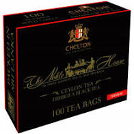 Chelton Dimbula Ceylon 100 мешков