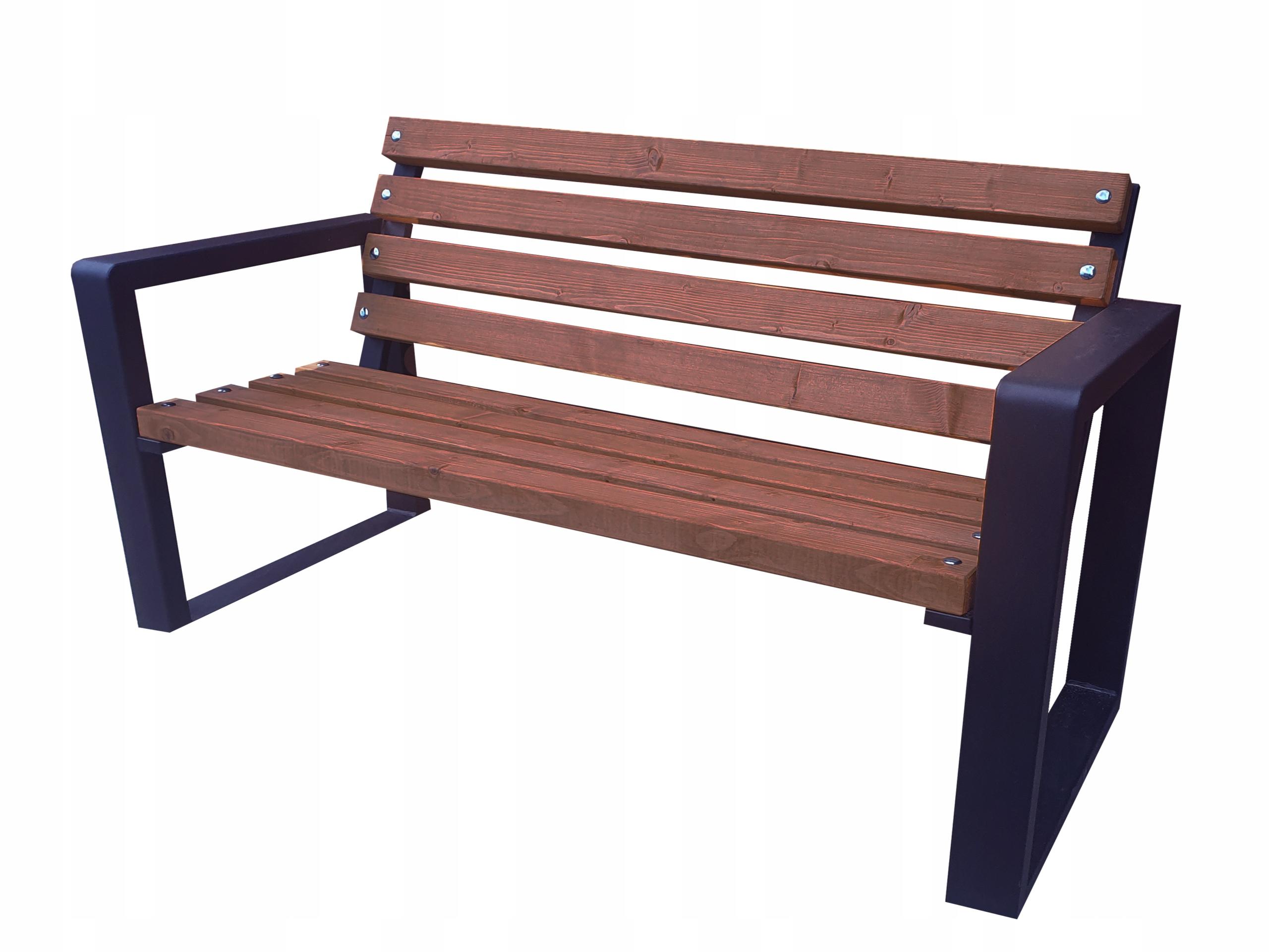 Mestská lavica 180 cm.Výrobca Primario