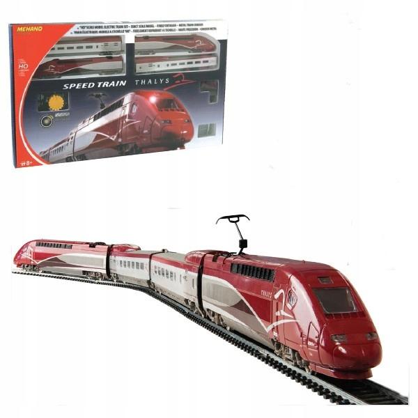 Štartovacia sada MEHANO: TGV Thalys