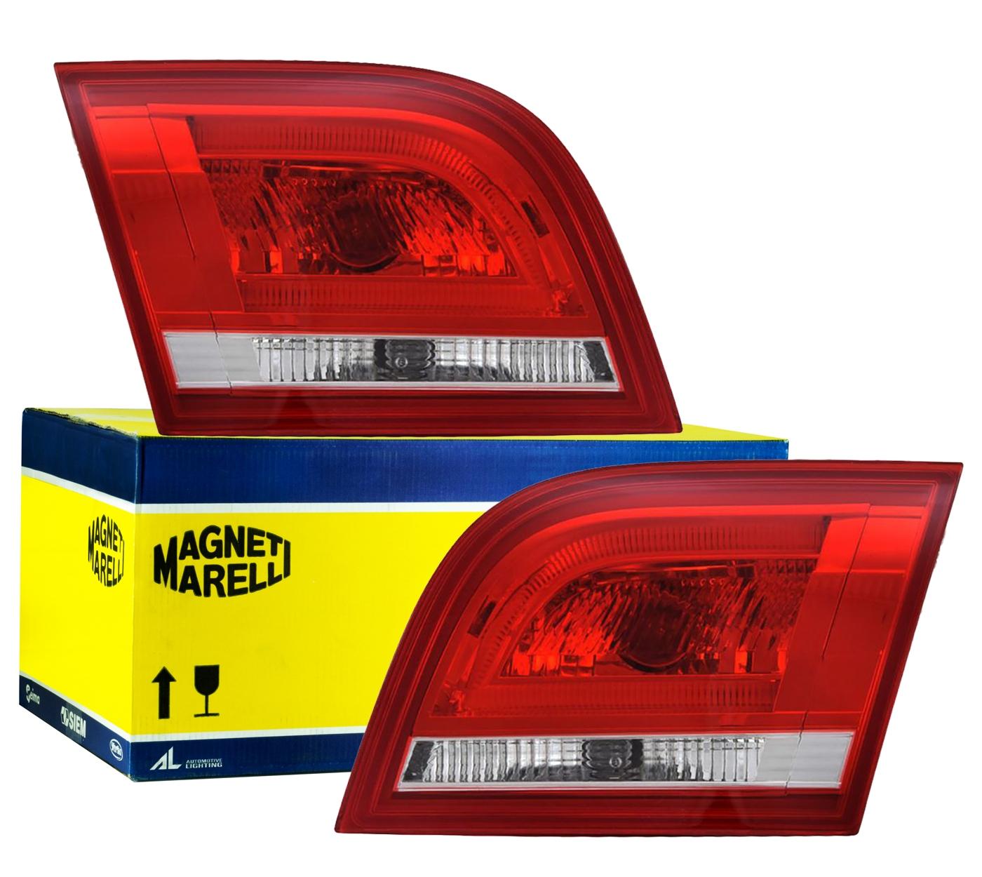 лампы сзади audi a3 8p 04-13 liftback комплект
