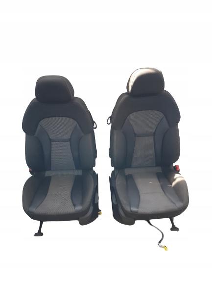 кресла передние audi a1 8x s-line