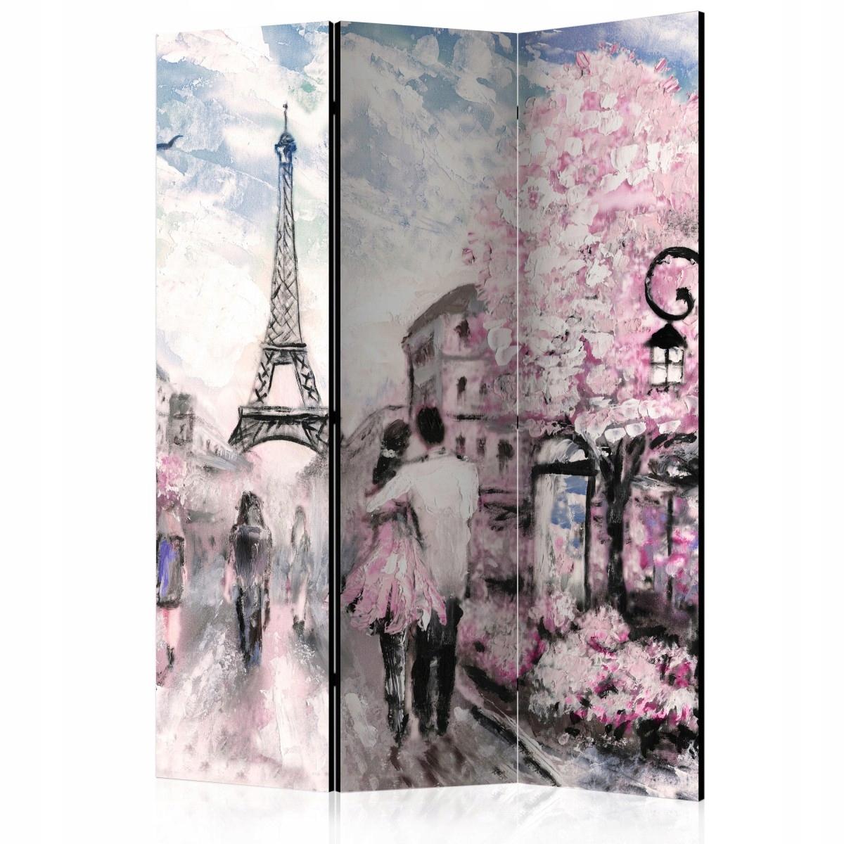 Obrazovky v kancelárii 135x172 Paríž retro Paríž