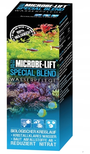 MICROBE LIFT Special Blend 473ML Бактерии