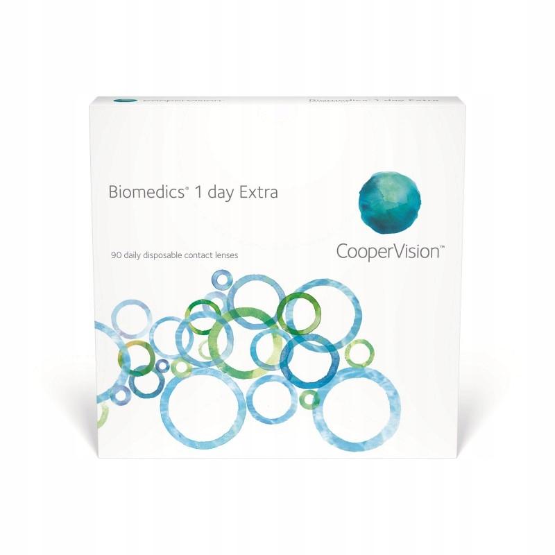 Купить Biomedics 1 day Extra 90 линз 8,6 на Otpravka - цены и фото - доставка из Польши и стран Европы в Украину.