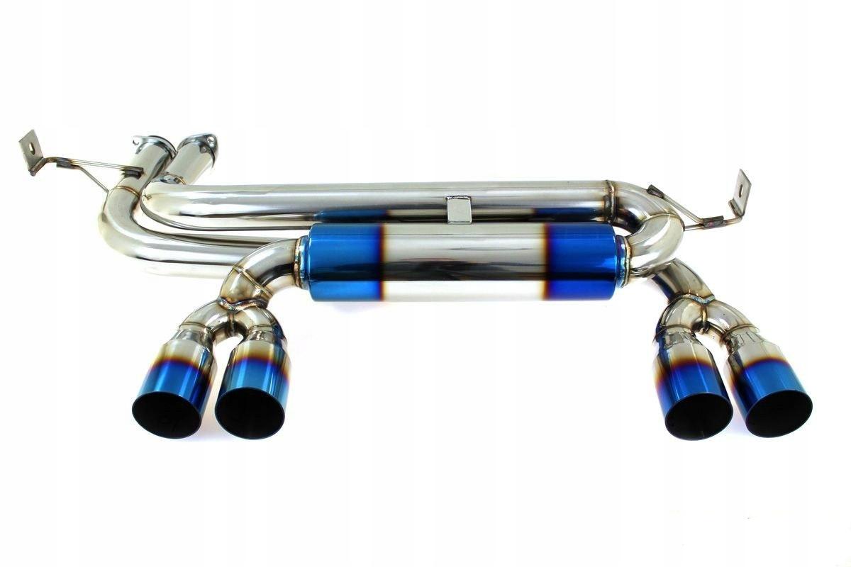 система коллектор catback bmw e46 m3 turboworks typ2