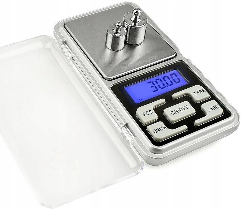 Электронные ювелирные изделия Вес 200 г / 0,01 г + батареи