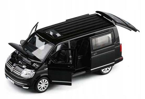 MODEL VW VOLKSWAGEN MULTIVAN T6 ZABAWKA AUTO 1:32