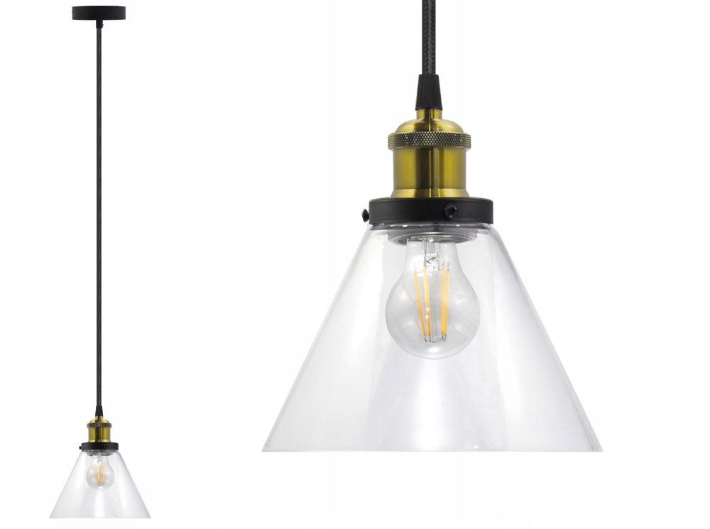LAMPA SUFITOWA WISZĄCA VASO AX ŻYRADNOL LED LOFT A Pomieszczenie Jadalnia Kuchnia Pokój dziecięcy Salon Sypialnia Uniwersalne