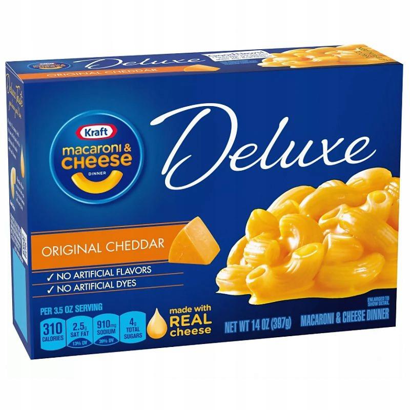 Макаронный сыр 397г из США