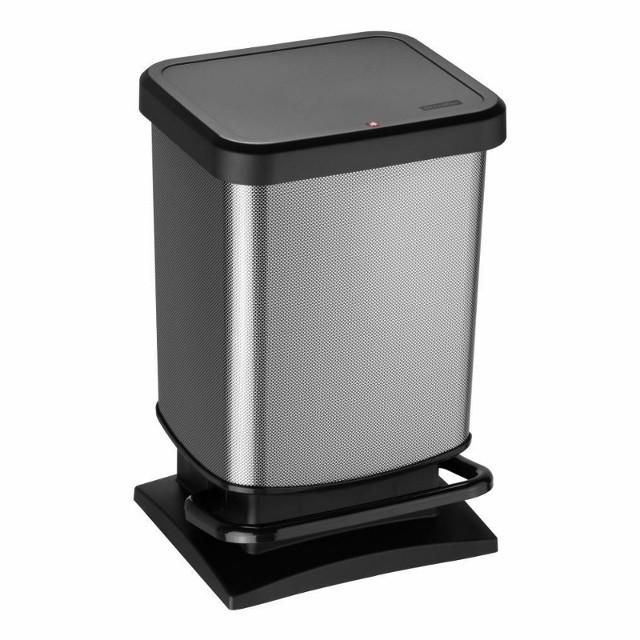 Корзина для мусора с педалью 20 Л PASO carbon
