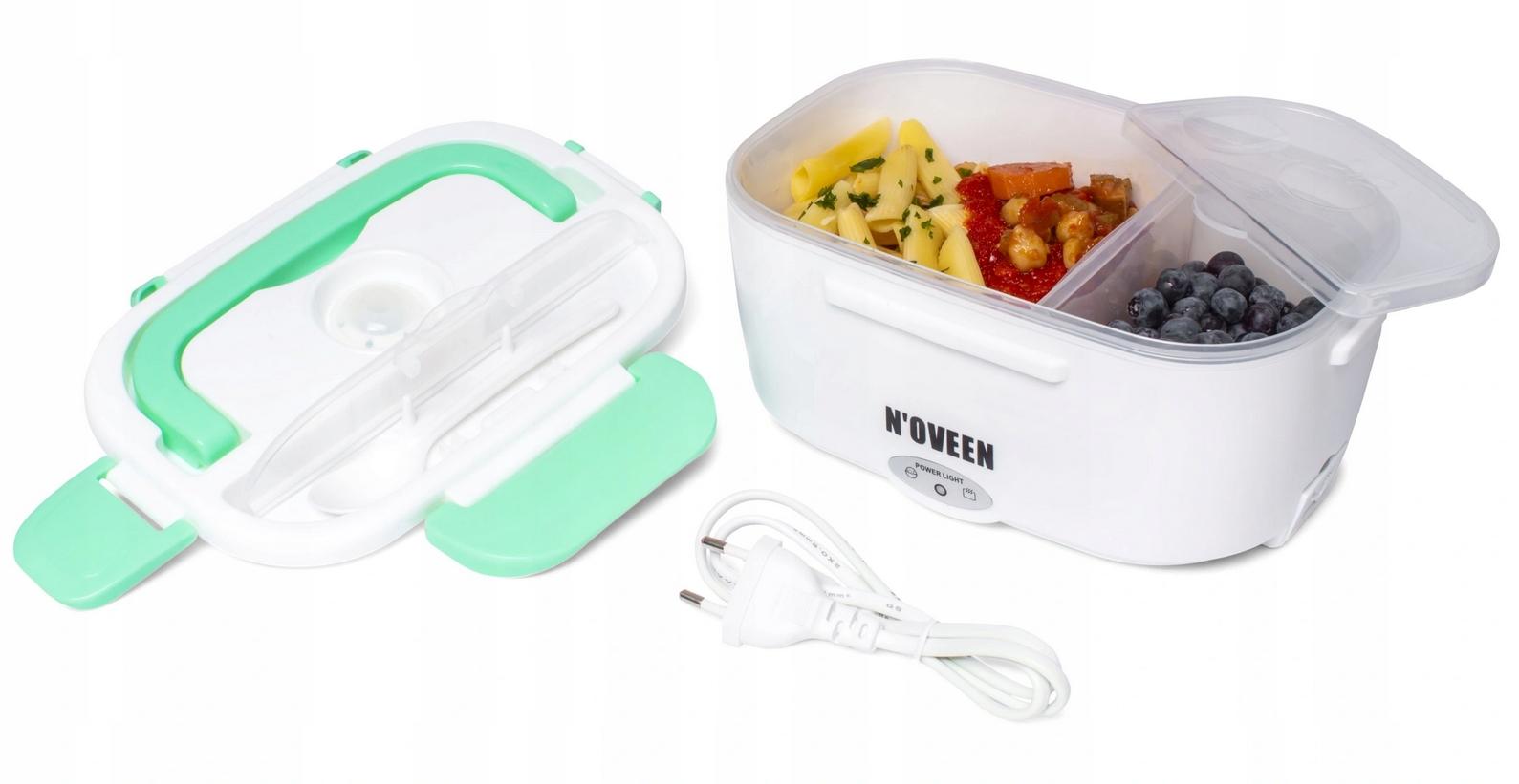 Noveen LB330 lunchbox podgrzewacz żywności pudełko