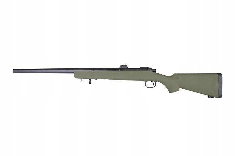 Купить Снайперская винтовка ASG VSR-10 - оливковая на Otpravka - цены и фото - доставка из Польши и стран Европы в Украину.