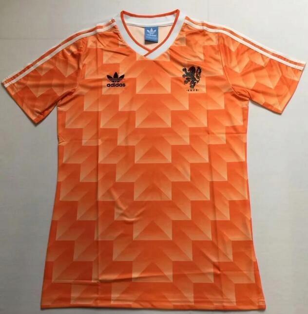 Adidas Holandsko 1988 S Retro dres