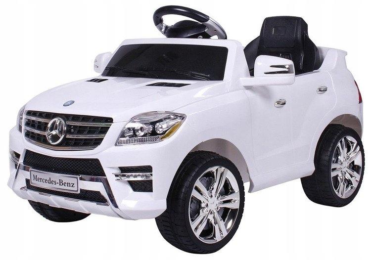 Autobatéria: Mercedes ML 350 zadarmo