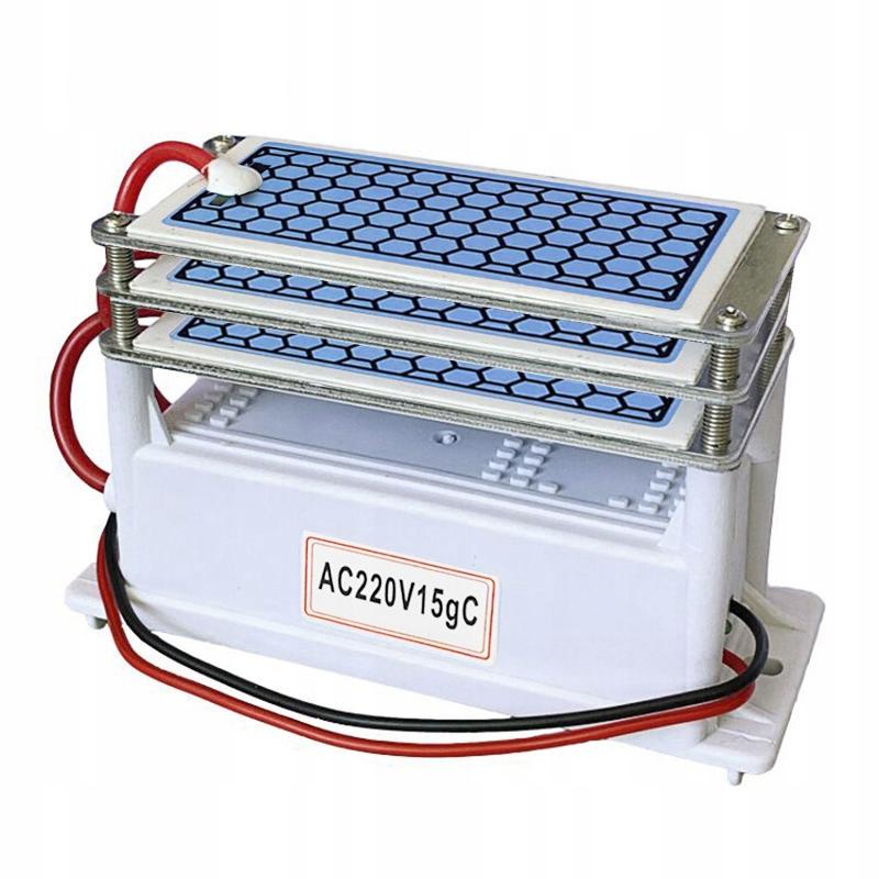 Новый генератор озона 15000 мг / ч. Озонатор 15 г / ч.