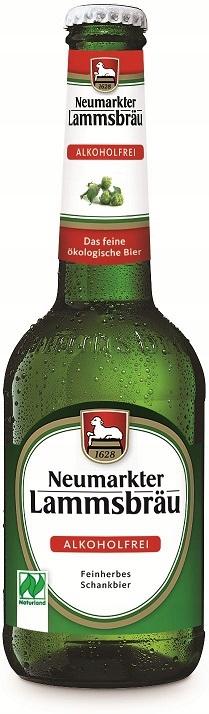 Безалкогольное пиво 330 мл Neumarkter Lammsbrau