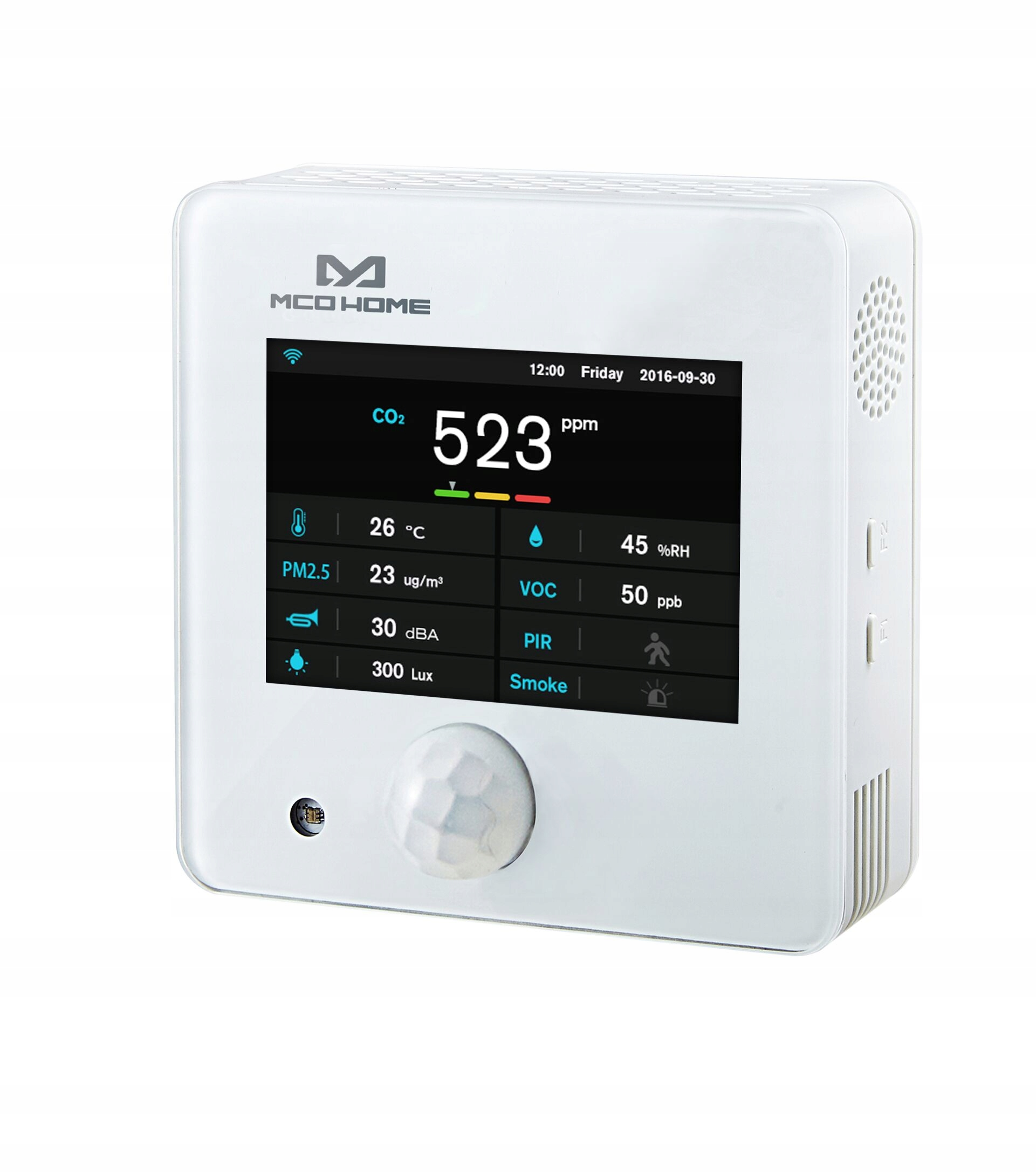 MCOHome Multi-sensor 9 w 1