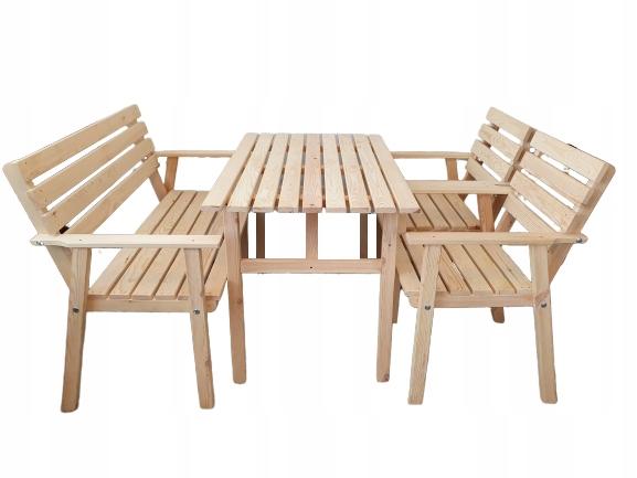 Садовая мебель, деревянный гарнитур, гриль
