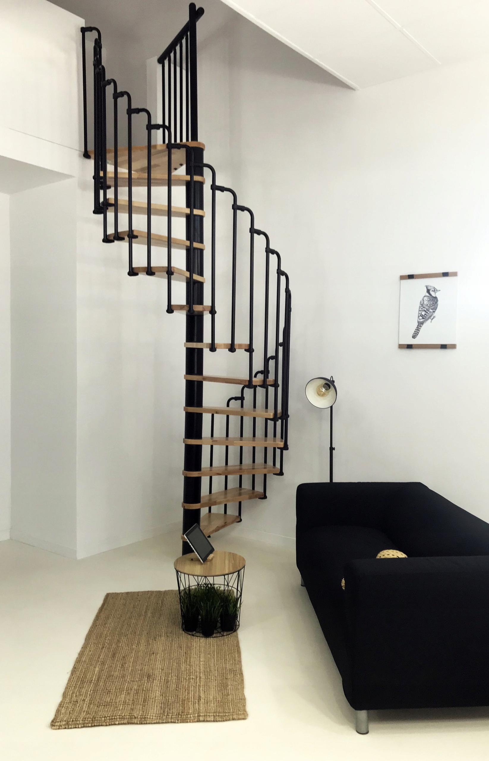 СПЕЦИАЛЬНОЕ ПРЕДЛОЖЕНИЕ ! Винтовая лестница Париж диам. 140