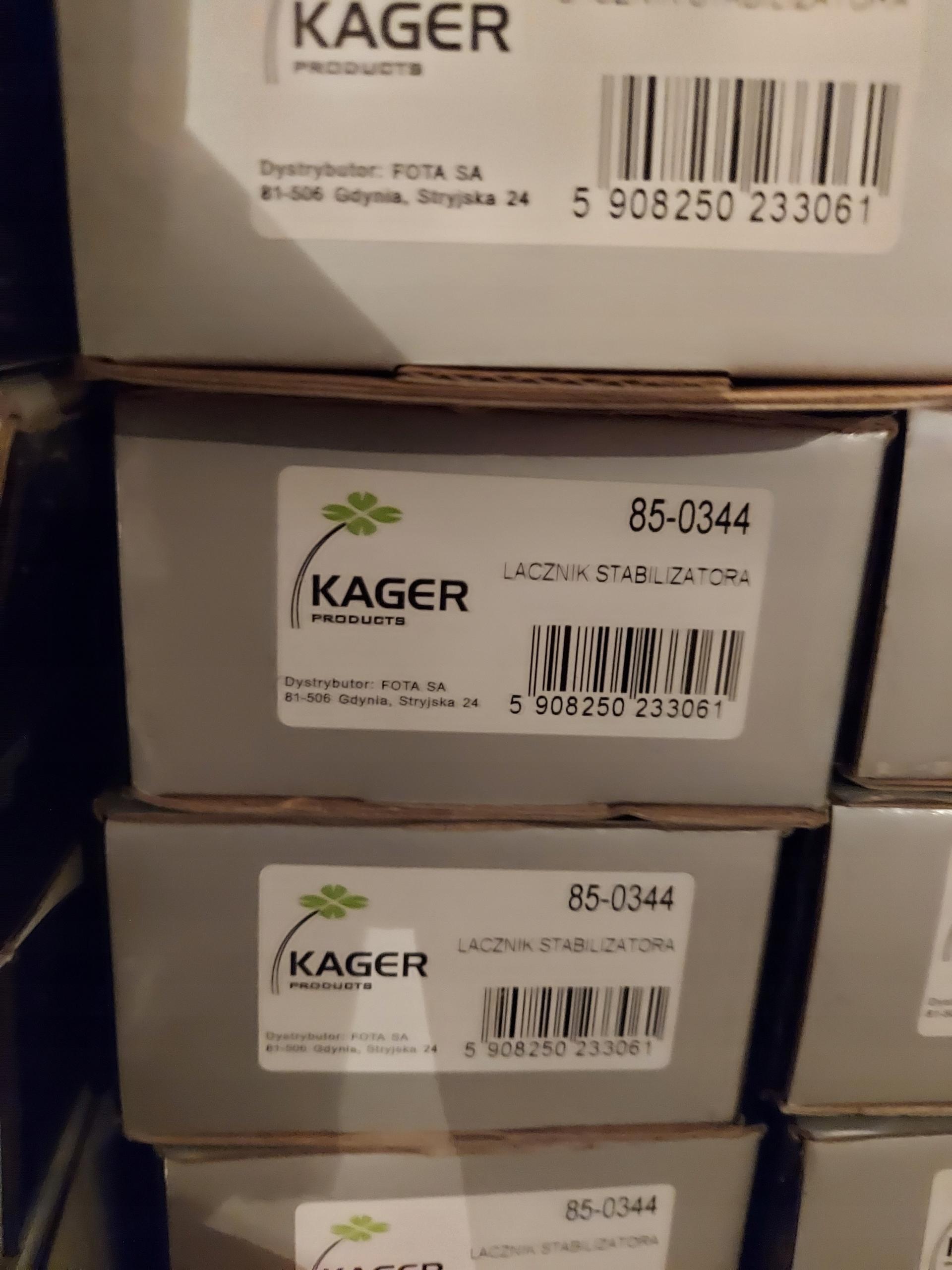 Соединитель kager 85-0344 mitsubishi