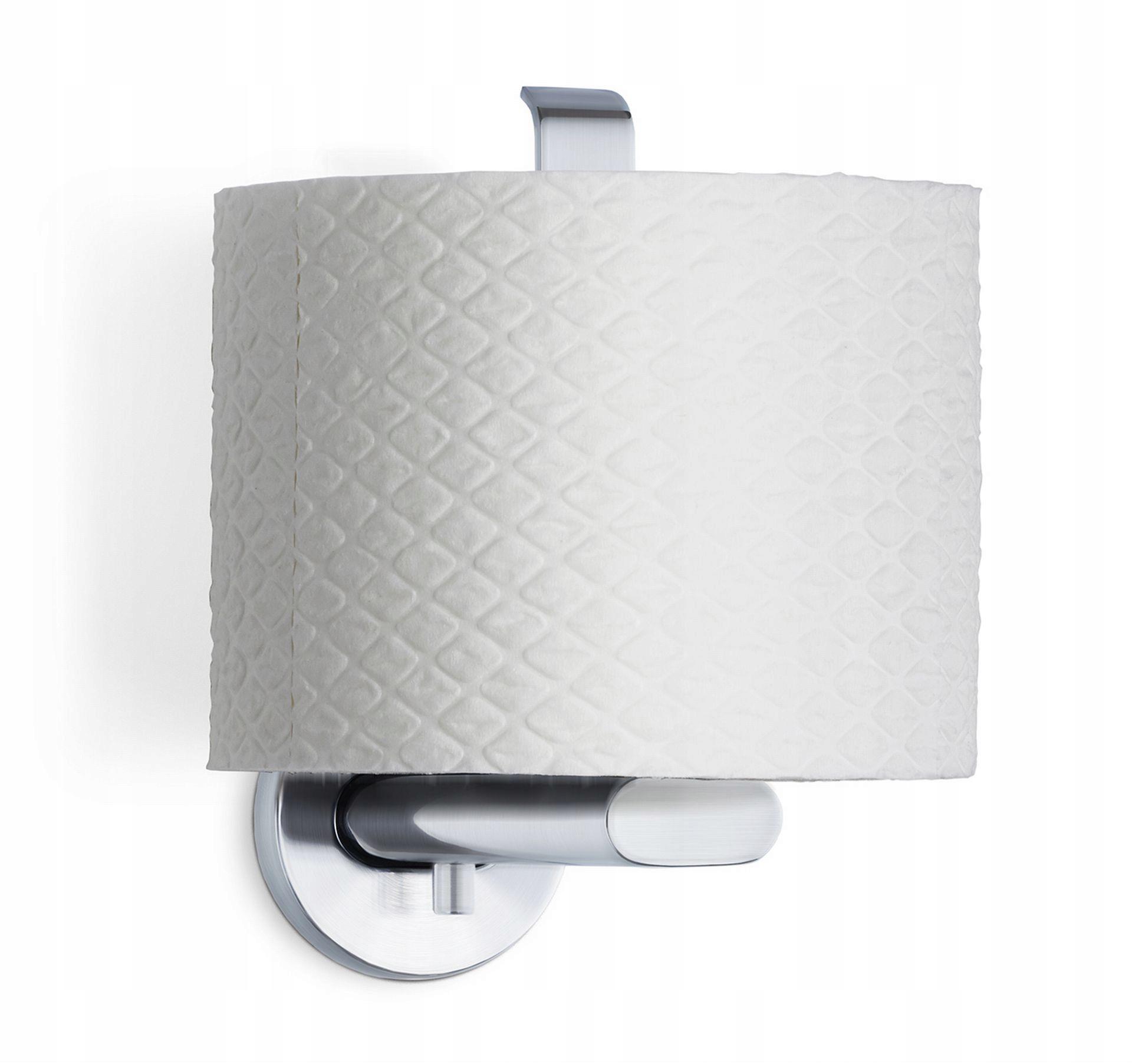 Na Blomus Areo toaletný papier Stojan na zvislé má